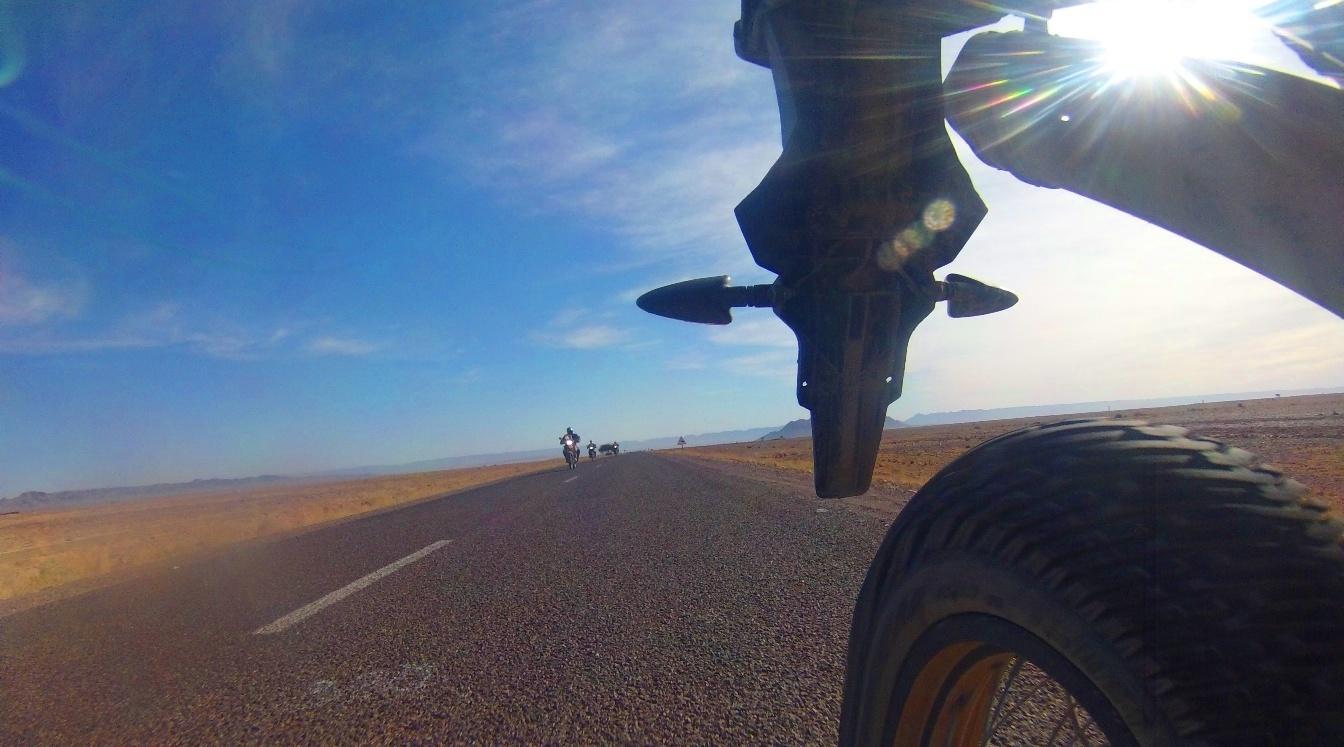 moto maroc