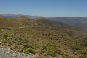 raid moto maroc