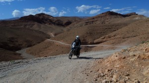rando raid maroc