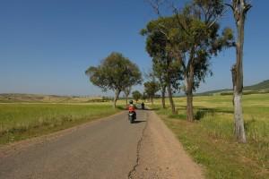 circuit route moto maroc