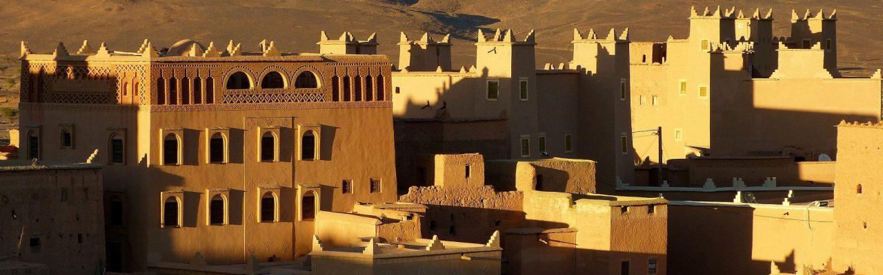 Architecture Maroc
