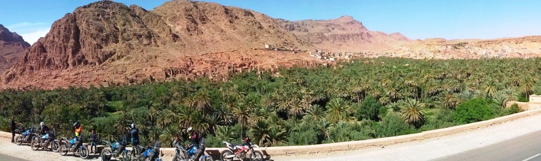 circuit moto route maroc